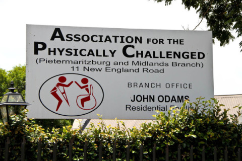Association for the Physically Challenged.